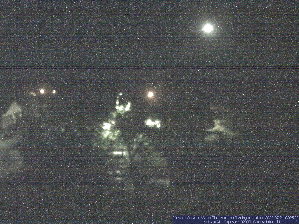 Live Gerlach Webcam